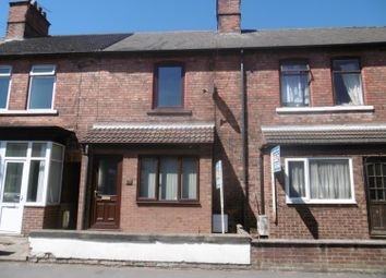 Thumbnail 3 bedroom terraced house for sale in Campbell Street, Gainsborough