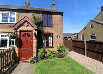 Thumbnail 2 bed cottage for sale in 26 Chapel Road, Breachwood Green, Hitchin, Hertfordshire