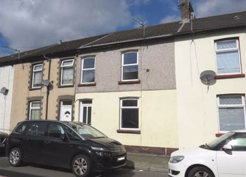 Thumbnail 3 bed terraced house to rent in Hillside Terrace, Wattstown, Porth