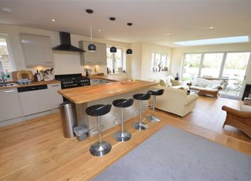 Thumbnail 3 bed semi-detached house for sale in School Lane, Lower Bourne, Farnham