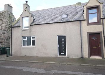 Thumbnail 3 bed semi-detached house for sale in Brander Street, Burghead, Elgin