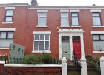 Thumbnail 4 bedroom terraced house for sale in Ruskin Street, Preston