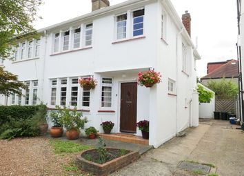 Thumbnail 3 bed semi-detached house to rent in Court Way, Twickenham