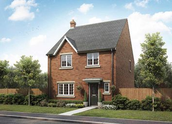 "Thumbnail 4 bed semi-detached house for sale in ""The Mylne"" at Cowslip Drive, Deeping St. James, Peterborough"