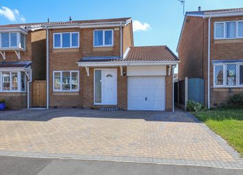 Thumbnail 3 bed detached house for sale in Rufford Rise, Sothall, Sheffield