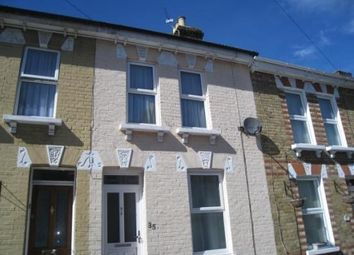 Thumbnail 2 bed terraced house for sale in Cross Street, Rochester