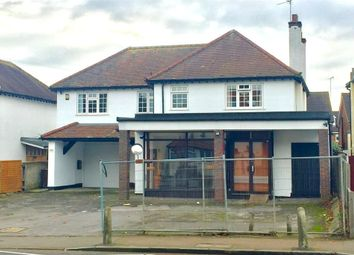 Thumbnail 5 bed detached house for sale in Hatfield Road, St Albans, Hertfordshire