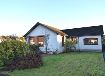 Thumbnail 3 bed detached bungalow for sale in Cowden Way, Comrie