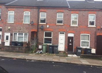 Thumbnail 2 bed terraced house to rent in St. Peters Road, Luton