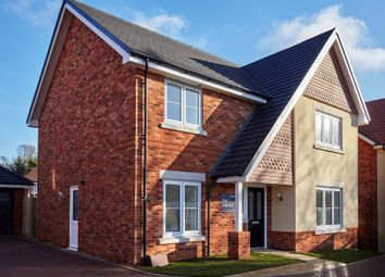 Thumbnail 4 bed detached house for sale in Hawkswood, Mill Lane, Calcot, Reading
