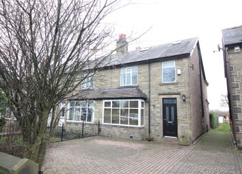 Thumbnail 3 bed semi-detached house for sale in Halifax Road, Brighouse