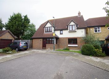 Thumbnail 4 bed detached house for sale in Elder Close, Sidcup, Kent