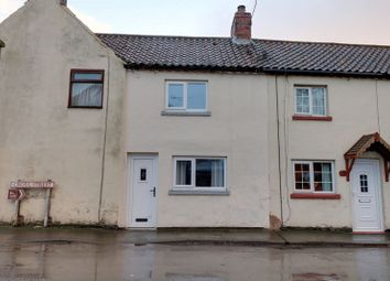 Thumbnail 2 bed terraced house for sale in Cross Street, Garthorpe, Scunthorpe