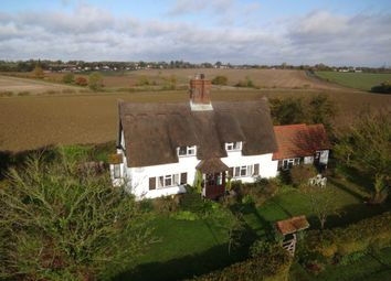 Thumbnail 3 bed cottage for sale in Great Bricett, Ipswich