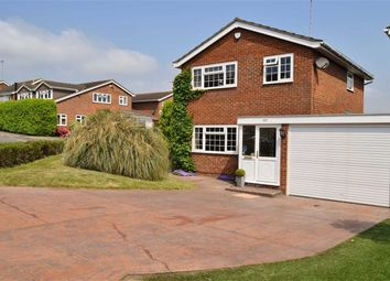 Thumbnail 3 bed detached house for sale in Archer Way, Swanley