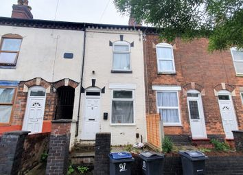 3 bed terraced house for sale in James Turner Street, Birmingham B18