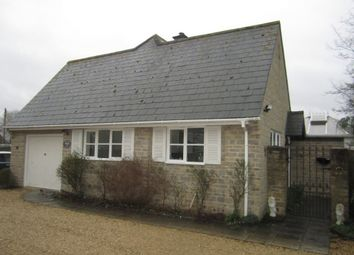 Thumbnail 3 bed detached bungalow to rent in The Street, Castle Eaton, Swindon