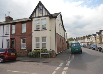 Thumbnail 3 bed end terrace house for sale in Egremont Road, Exmouth, Devon