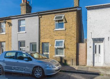 Thumbnail 2 bed terraced house for sale in North Road, Hoddesdon, Hertfordshire