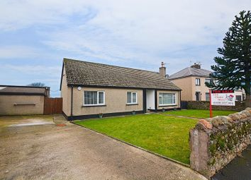 Thumbnail 5 bed detached bungalow for sale in Scaw Road, High Harrington, Workington