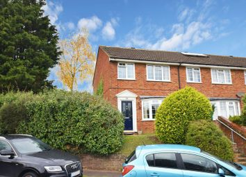 Thumbnail 3 bed end terrace house for sale in Downsview Crescent, Uckfield