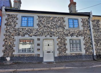 Thumbnail 2 bedroom cottage for sale in St. Leonards Street, Thetford