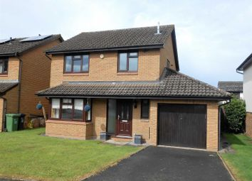Thumbnail 3 bed detached house for sale in Wyedean Rise, Hereford