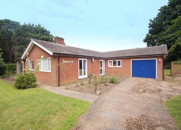 Thumbnail 4 bedroom detached bungalow for sale in Red House Lane, Leiston