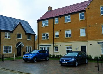 Thumbnail 2 bedroom flat to rent in Swallow Close, Longstanton