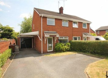 Thumbnail 3 bed semi-detached house for sale in Green Lane, St. Martins, Oswestry