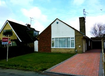 Thumbnail 3 bed detached bungalow for sale in Madginford Close, Bearsted, Maidstone