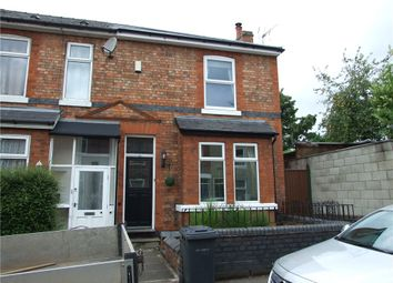 Thumbnail 2 bed end terrace house for sale in Cobden Street, Derby