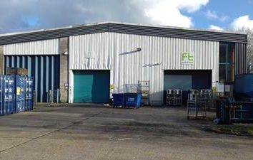 Thumbnail Light industrial to let in Unit 36, Stephenson Way, South Hampshire Industrial Park, Totton, Southampton, Hampshire