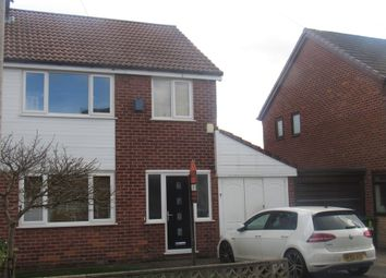 Thumbnail 4 bedroom semi-detached house for sale in Heather Avenue, Droylsden, Manchester