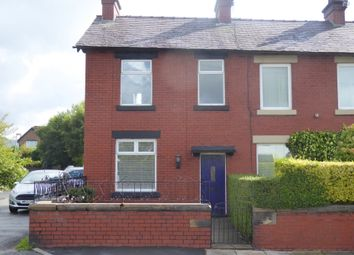 Thumbnail 2 bed end terrace house to rent in Longsight Road, Holcombe Brook