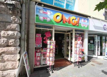 Retail premises to let in Union Street, Torquay TQ2