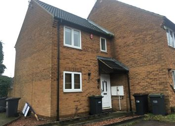 Thumbnail 2 bed end terrace house for sale in Lucas Gardens, Luton, Bedfordshire