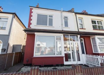 Thumbnail 2 bed end terrace house for sale in North Avenue, Southend-On-Sea