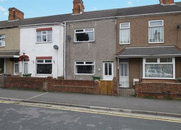 Thumbnail 3 bed terraced house for sale in Brereton Avenue, Cleethorpes, Lincolnshire