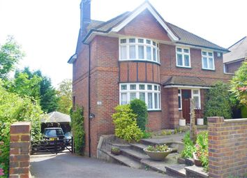 Thumbnail 4 bed detached house for sale in West Wycombe Road, High Wycombe, Buckinghamshire