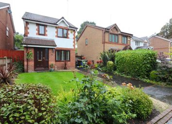 Thumbnail 3 bed detached house for sale in Pondwater Close, Worsley, Manchester