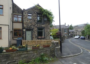 Thumbnail 2 bed terraced house for sale in Station Road, Uppermill, Oldham