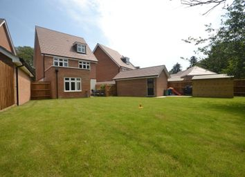 Thumbnail 4 bedroom detached house to rent in Woodlands Avenue, Earley
