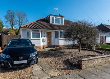 Thumbnail 3 bed bungalow for sale in Eley Drive, Rottingdean, Brighton, East Sussex