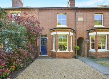 Thumbnail 3 bed terraced house for sale in Vicarage Walk, Stony Stratford, Milton Keynes