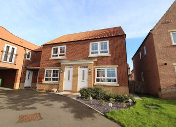Thumbnail 2 bed end terrace house for sale in Lambs Lane, Cayton, Scarborough