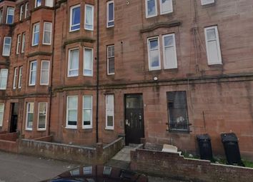 Thumbnail 1 bed flat to rent in Ardgay Street, Glasgow