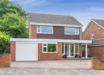 Thumbnail 4 bed detached house for sale in Cheswick Way, Cheswick Green