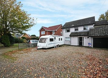 Thumbnail 4 bed detached house for sale in Downsland Park, Woodrow Lane, Great Moulton, Norwich