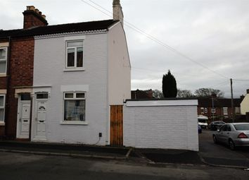 Thumbnail 2 bed terraced house for sale in Oxford Street, Stoke-On-Trent